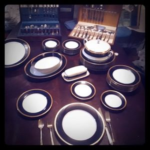 Noritake and Rogers & Sons